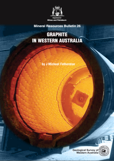 Western Australia has numerous recorded graphite prospects and occurrences
