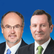 Mark McGowan-Bill Johnston