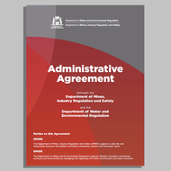 Agreement streamlines regulatory  approvals process